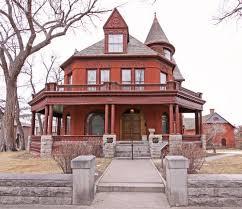 Montana's Original Governors Mansion Helena Montana