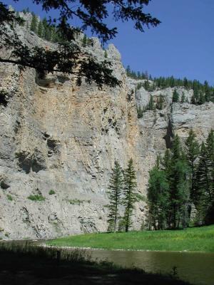Smith River White Sulphur Springs Montana