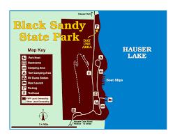 Black Sandy State Park Helena Montana
