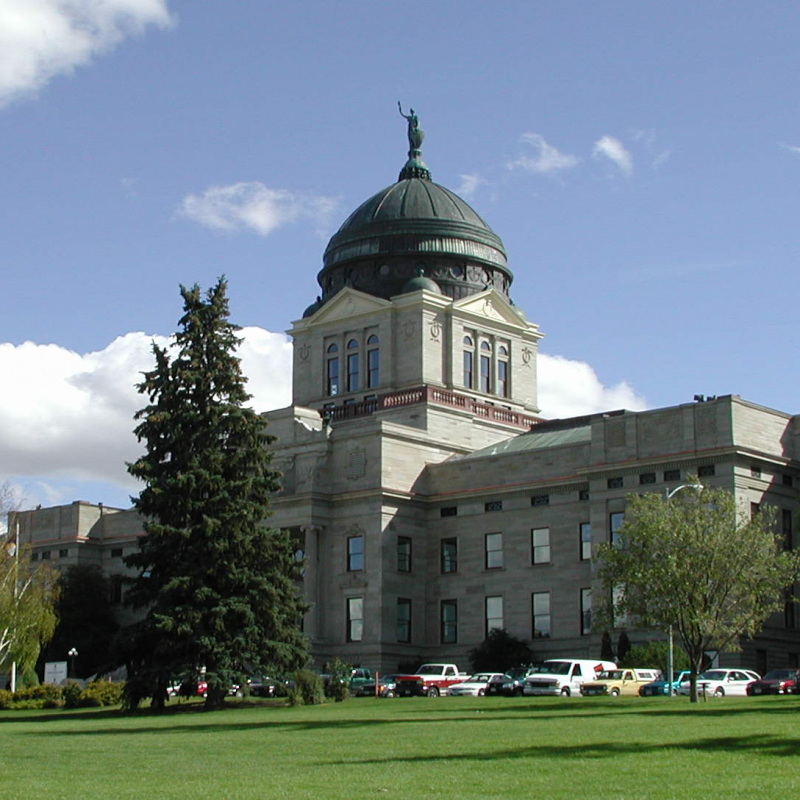State Capital Grounds (Day Use Only)