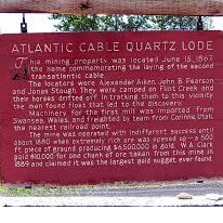 Atlantic Cable Quartz Lode
