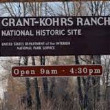 Grant-Kohrs National Historic Site