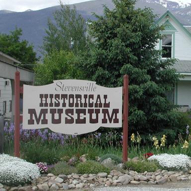 Stevensville Historical Museum