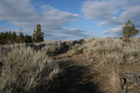 Willoughby Environmental education Area Victor Montana