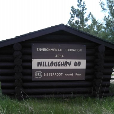 Willoughby Environmental Education Area