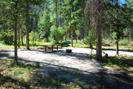 Pained Rocks State Park Hamilton Montana