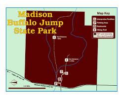 Madison Buffalo Jump State Park Logan Montana
