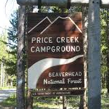 Price Creek Campground