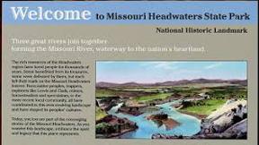 Missouri Headwaters State Park Three Forks Montana