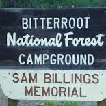 Sam T. Billings Memorial Campground