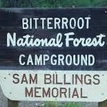 Sam T. Billings Memorial Campground
