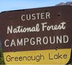 Greenough Lake Campground