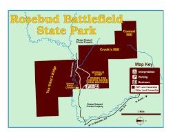 Rosebud Battlefiels State Park Crow Agency Montana