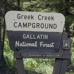 Greek Creek Campground