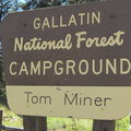 Tom Miner Campground