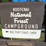 Big Therriault Lake Campground