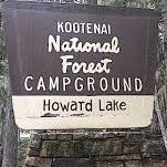 Howard Lake Campground