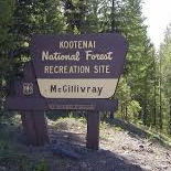 McGillvray Campground