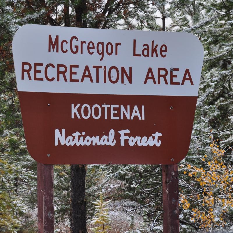 McGregor Lake Campground