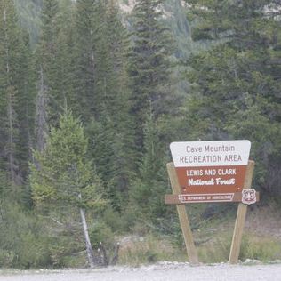 Cave Mountain Campground