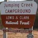 Jumping Creek Campground
