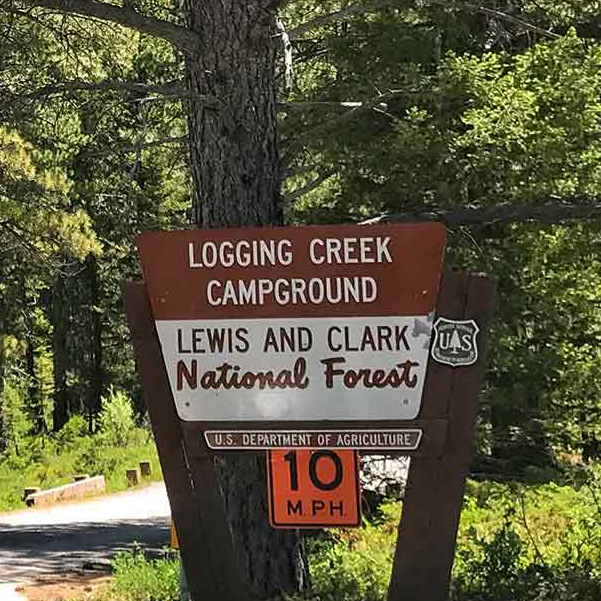 Logging Creek Campground