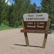 Thain Creek Campground