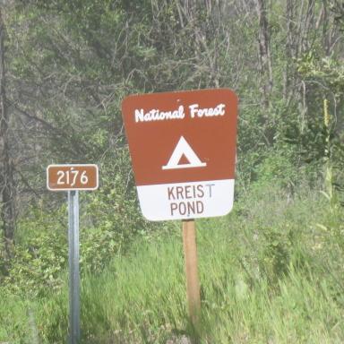 Kreis Pond Campground