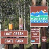 Lost Creek State Park Campground