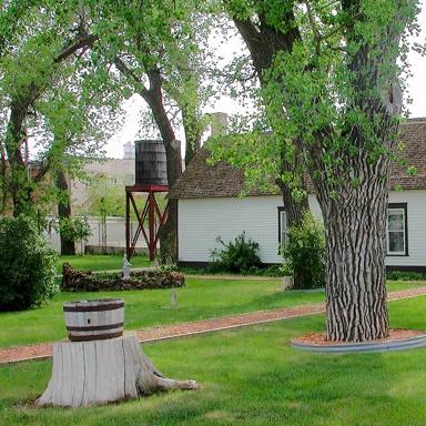 Wibaux County Museum Complex