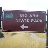 Big Arm State Park Campground