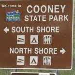 Cooney Lake State Park Campground