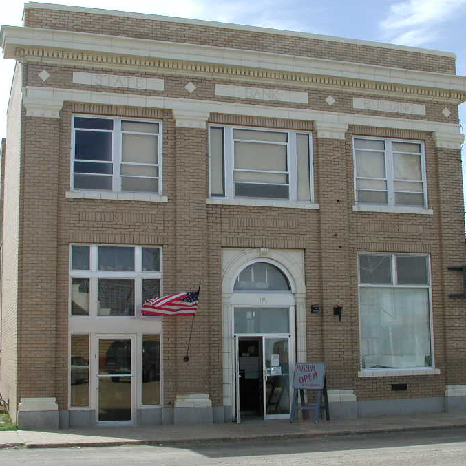 Prairie County Museum and Evelyn Cameron Gallery
