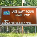 Lake Mary Ronan State Park Campground