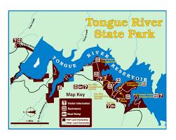 Tongue River Reservoir State Park Decker Montana