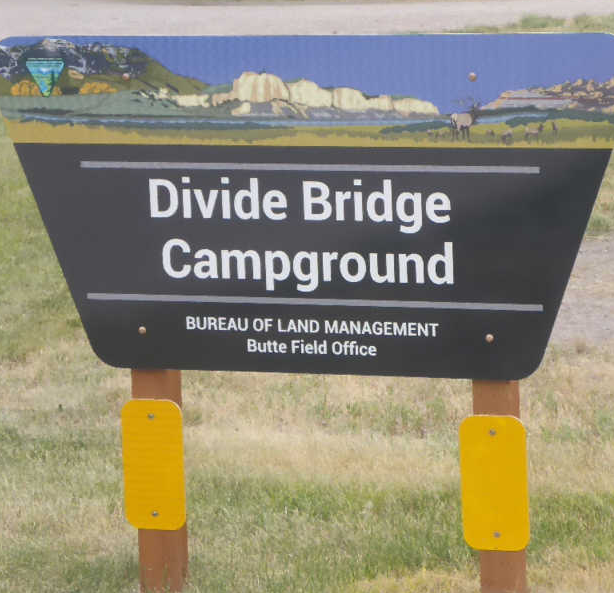 Divide Bridge Campground