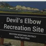 Devil's Elbow Campground