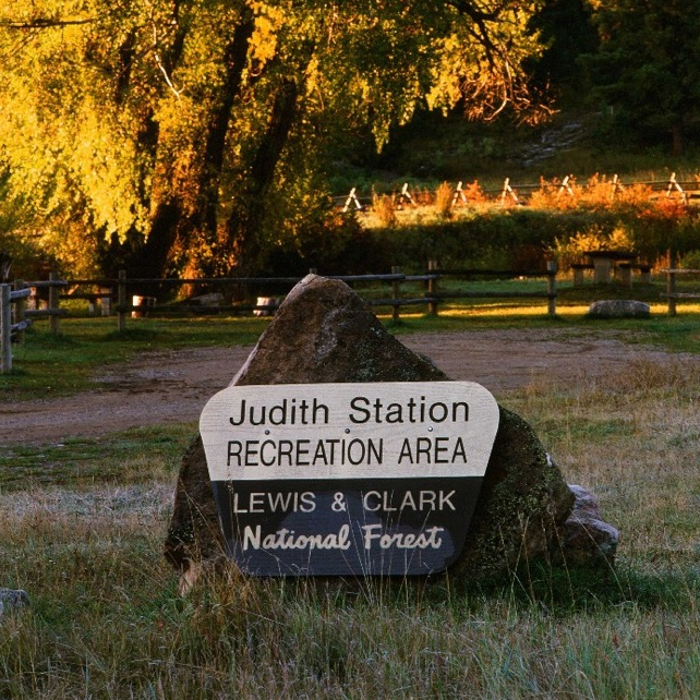 Judith Station Campground