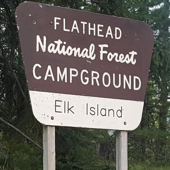 Elk Island Campground