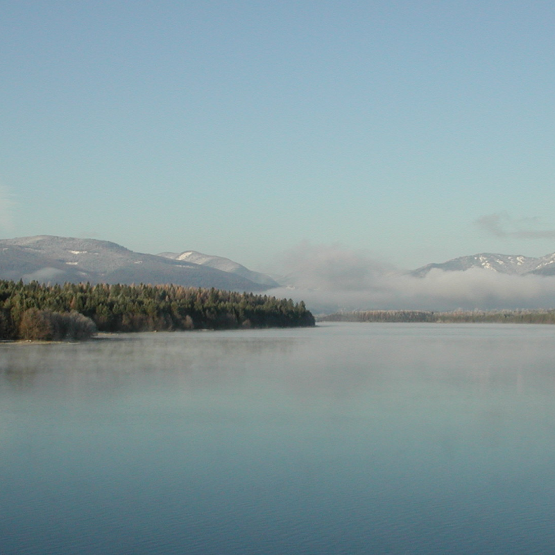 Upper Thompson Lake Campground