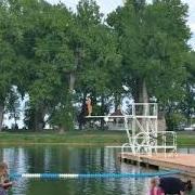 Riverside Park and Oasis Swimming Lake