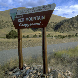 Red Mountain Campground