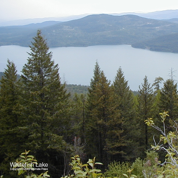 Upper Whitefish Lake Campground