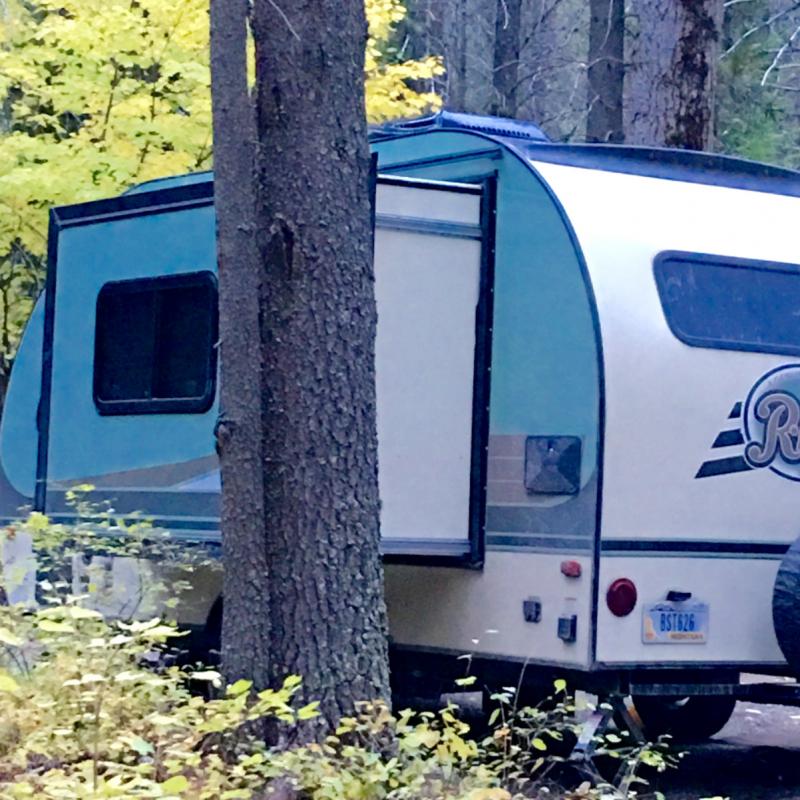 Upsata Lake Campground