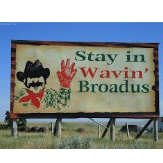Arches of Broadus