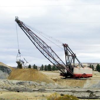 Rosebud Mine Visitor Center