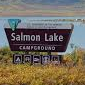 Salmon Lake State Park Campground