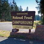 Crazy Creek Campground