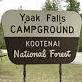 Yaak Falls Campground