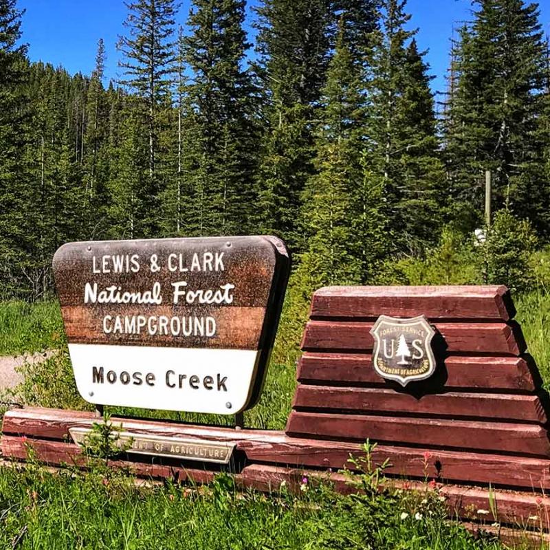 Moose Creek Campground